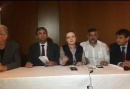 """VEJA VÍDEO: """"Nós tiraremos Lula da cadeia"""", diz Gleisi Hoffmann"""