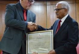 Sindicalista pernambucano é homenageado pela Câmara de João pessoa