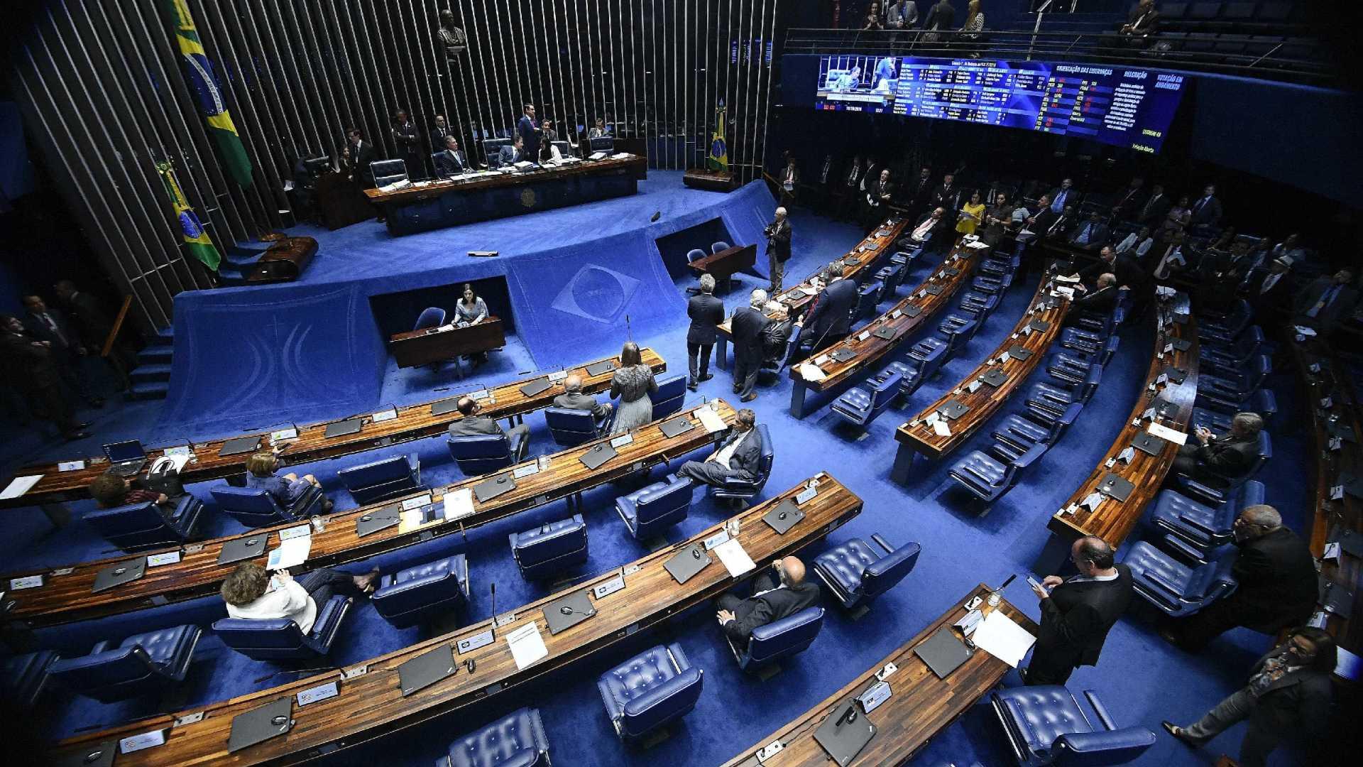 naom 5bc773fc97b80 - Não reeleitos 'desaparecem' e Senado sofre para conseguir quorum