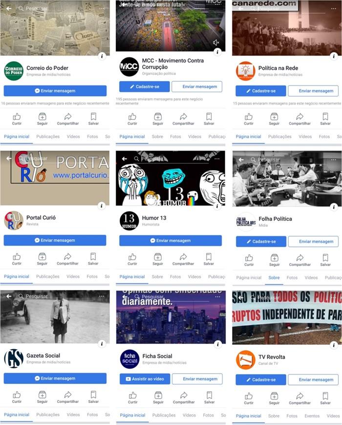 páginas pró bolsonaro - Facebook exclui rede de páginas pró-Bolsonaro por spam e criação de perfis falsos