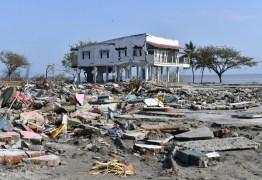 Sobe para 1.407 o nº de mortos por terremoto e tsunami na Indonésia