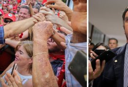 BOCA DE URNA IBOPE: pesquisa garante 2º turno com Bolsonaro 45%, Haddad tem 28%
