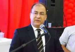 Prefeito de Bernardino Batista dá a maior votação proporcional do estado ao seu candidato ao governo