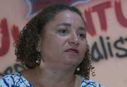 Rama Dantas marca coletiva à imprensa: 'considero o processo eleitoral uma farsa'