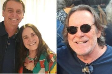 José de Abreu diz que Regina Duarte propaga fake news em post contra o PT