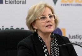 Rosa Weber agradece atuação da Justiça Eleitoral em todo o país
