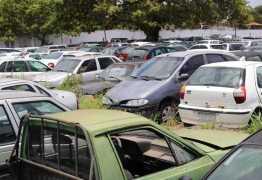 Detran-PB abre visitação a veículos que serão leiloados este mês