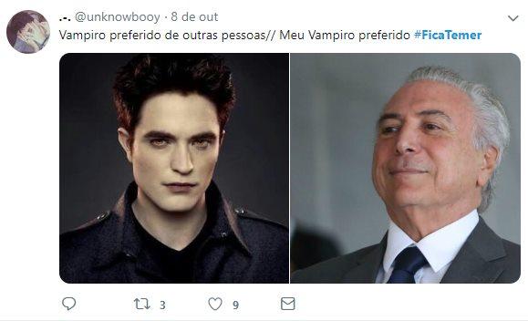 temer 15 - ELEIÇÕES 2018: Com Bolsonaro e Haddad no segundo turno,  #FicaTemer vira meme nas redes sociais