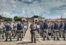 Governo da Paraíba convoca novos aprovados para concurso da PM