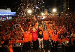 João arrasta 150 mil na Girassoca e diz que em 2019 o povo continuará no poder na Paraíba