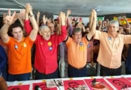 PT reconhece derrota de Luiz Couto para Senado