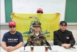 'NOVA ERA'?: Direção da FEA-USP adverte alunos que postaram foto com ameaças e 'armas' em sala de aula