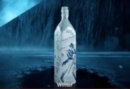 White Walker: Johnnie Walker lança uísque especial inspirado em Game of Thrones: VEJA VÍDEO