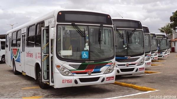 nibus sintur jp - Sintur reforça higienização dos ônibus para combater coronavírus na Capital