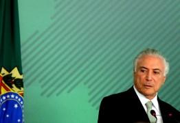 Temer assina MP garantindo recursos para entidades responsáveis pelo esporte no Brasil