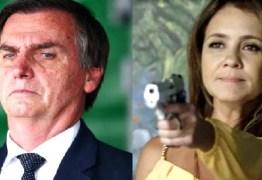Globo é acusada de atacar Bolsonaro em final de novela e frase gera revolta: 'Fake news'