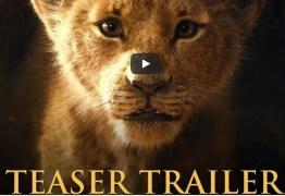 Simba vira leão 'de carne e osso' em novo filme de 'O Rei Leão' -VEJA TRAILER
