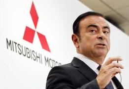 IRREGULARIDADES FISCAIS: Mitsubishi demite brasileiro do cargo de presidente