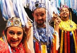 Sesc apresenta Os Cavaleiros da Triste Figura e A Peleja do Fute em João Pessoa na programação do Palco Giratório