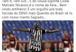 Aldeone Abrantes anuncia contratação de dois atacantes para o Sousa para 2019