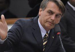 'Birra' de Bolsonaro lembra confronto Burity X Cabo Branco