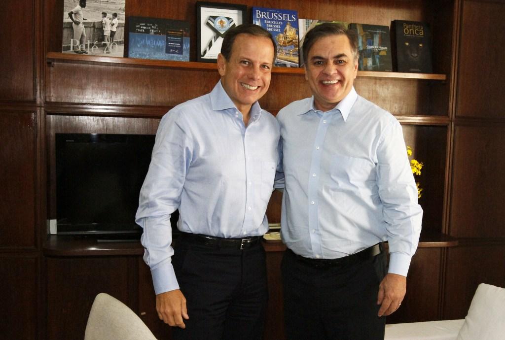 Cássio Dória - Cássio é proposta de Alckmin para sabotar caminho de Dória rumo à presidência do PSDB