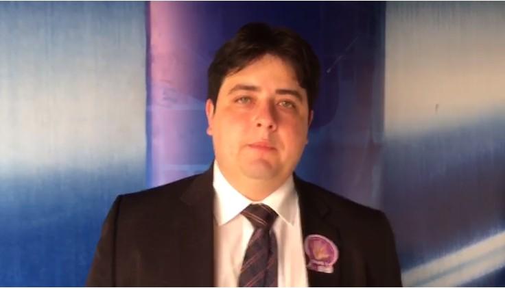 "Carlinsson - VEJA VÍDEO: ""Iremos transformar o Nordeste"", diz advogado Carlisson Figueiredo, indicado para equipe de Bolsonaro"