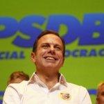 """Dória - """"Esquerda pra valer não tem mais espaço no PSDB"""", diz João Dória"""