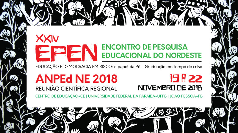 Encontro de Pesquisa Educacional do Nordeste EPEN - Encontro reúne mais de mil pesquisadores em Educação em João Pessoa a partir desta segunda-feira