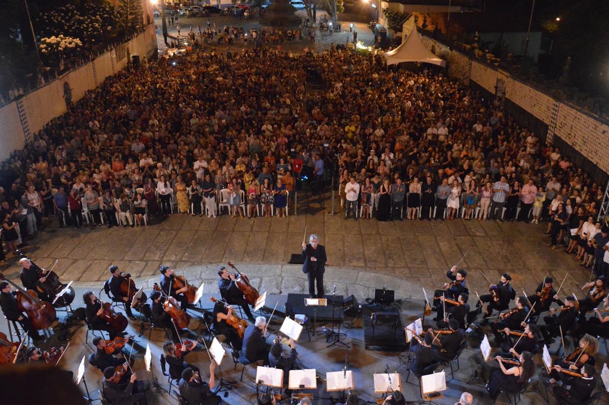 FestivalInternacionaldeMúsicaClassíca FotoGilbertoFirmino 2 - OSMJP e Marcelo Nisinman abrem o 6º Festival Internacional de Música Clássica neste domingo