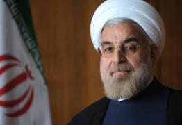 Presidente do Irã deseja 'saúde e sucesso' a Bolsonaro