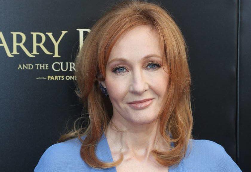 J.K. Rowling - Animais Fantásticos no Rio de Janeiro? Foto de J.K. Rowling anima fãs