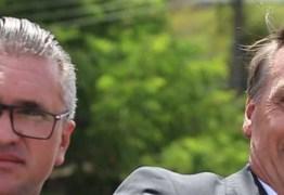 Julian e Queiroz representam Paraíba no staff de transição de Bolsonaro