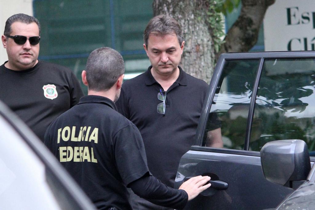 Prisão de Joesley Batista Willian Moreira Estadão Conteúdo 1024x682 - Propina era repassada em 'caixas de sabão', diz Operação Capitu