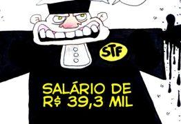Novo convoca protesto para este domingo em JP contra aumento de salários para ministros do STF