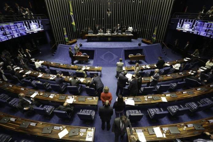 Senado. aaprovam aumento de salario blogmarcosmontinelly - Abaixo-assinado contra reajuste de salários do STF ultrapassa 2 milhões de assinaturas