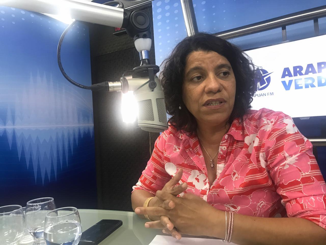 WhatsApp Image 2018 11 06 at 15.46.50 - VEJA VÍDEOS: Estela Bezerra diz que processo eletivo da Mesa Diretora da ALPB está atropelado
