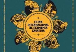 Feira Internacional de Economia Criativa inicia nesta segunda com destaque para Gastronomia, Música, Design, Artesanato e Cinema