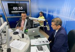 DEBATE NA ARAPUAN: Quebra de palavra e mudança de ideia em relação a reeleição, tema é a pauta quente entre candidatos da OAB – ASSISTA AO VIVO