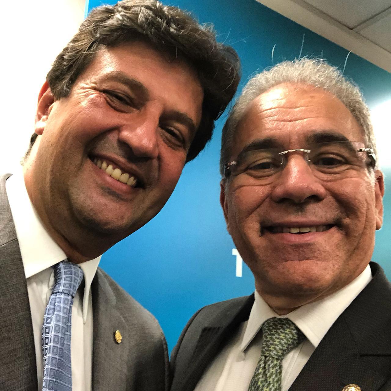 WhatsApp Image 2018 11 22 at 3.28.29 PM 1 - 'CONFIANÇA': Paraibano cotado para Ministério da saúde diz que é amigo do indicado por Bolsonaro e irá apoiá-lo na pasta