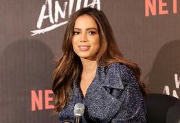 Anitta faz 10 dias de dieta vegana por influência da amiga Luísa Mell