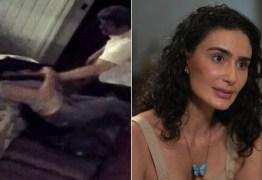 Ex-diplomata suspeito de agredir atriz se entrega à polícia no Rio: VEJA VÍDEO