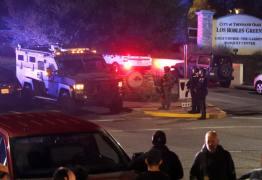 Tiroteio em bar na Califórnia deixa pelo menos 12 mortos