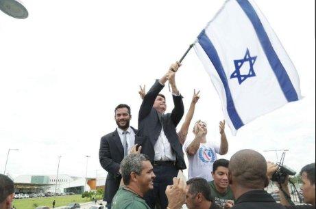 bolsonaro 9 - Primeiro-ministro de Israel, Netanyahu confirma presença em posse de Bolsonaro