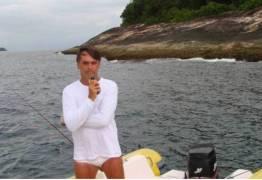 Bolsonaro ignora flagra e diz que não estava em autuação por crime ambiental