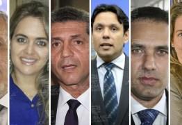 ENQUETE: se a eleição na OAB-PB fosse nesta semana, em quem você votaria para presidente da entidade?