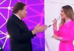 AACD quer promover 'encontro da paz' com Claudia Leitte e Silvio Santos