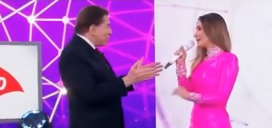 claudia leitte - AACD quer promover 'encontro da paz' com Claudia Leitte e Silvio Santos