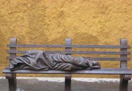 RECADO? Papa Francisco presenteia Rio de Janeiro com 'Jesus sem-teto'