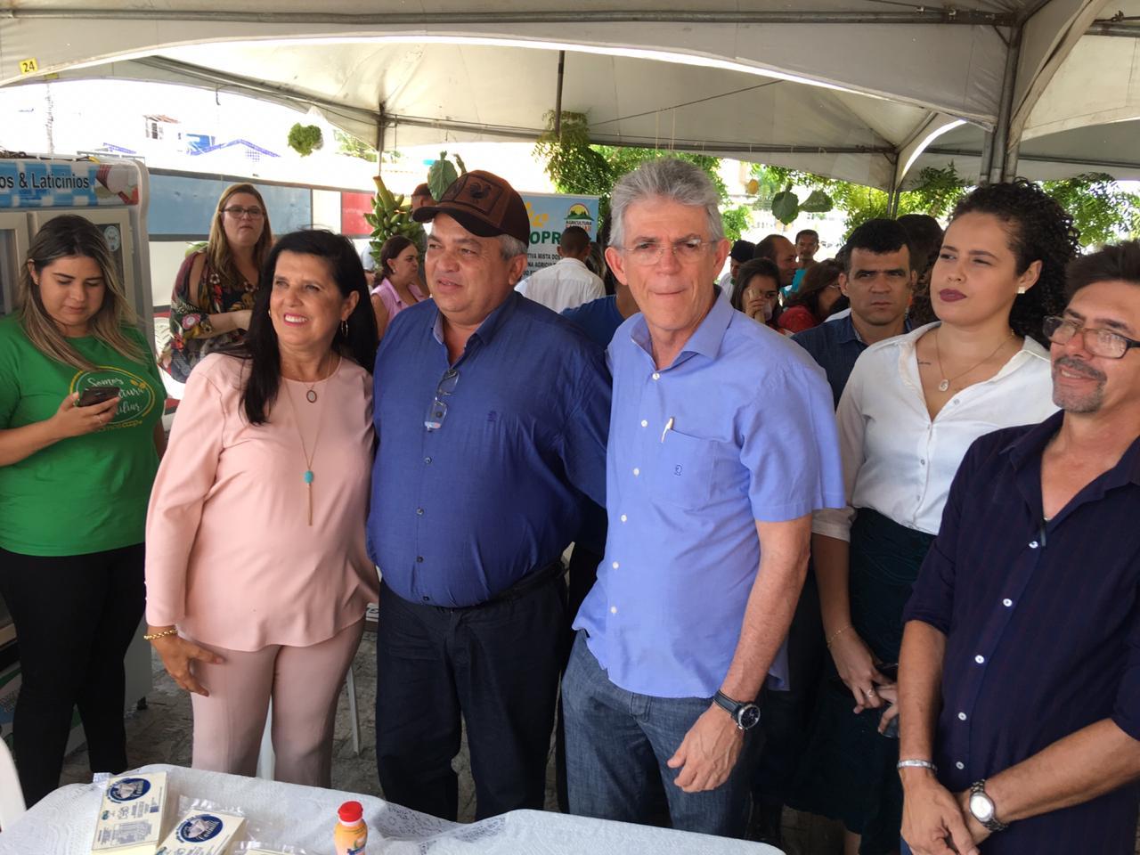 """f3a9174d a3d1 4b54 bda3 17e15b0d0fe0 - Governador Ricardo Coutinho volta a criticar eleição de Jair Bolsonaro: """"O Brasil fez um retrocesso inadmissível"""""""